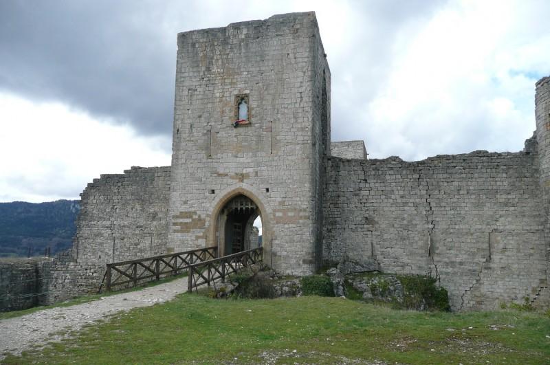 Château Cathare de Puivert