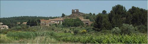 Villerouge la Crémade : le château